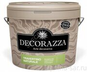 Decorazza Travertino naturale (15 кг)